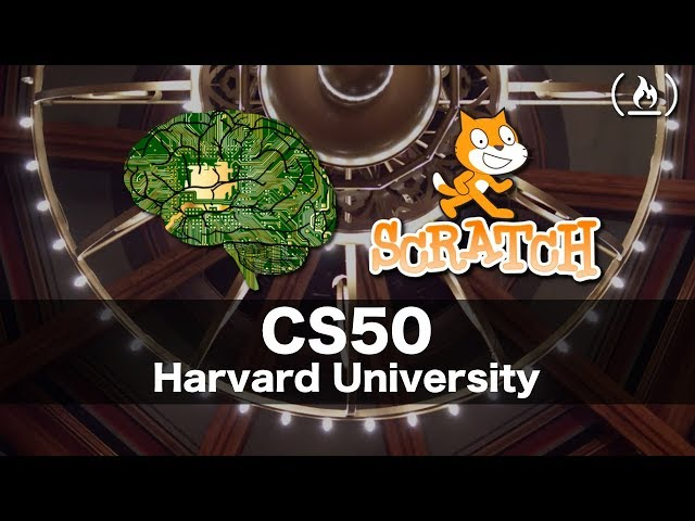 Computational Thinking & Scratch - Intro to Computer Science - Harvard's CS50 (2018)