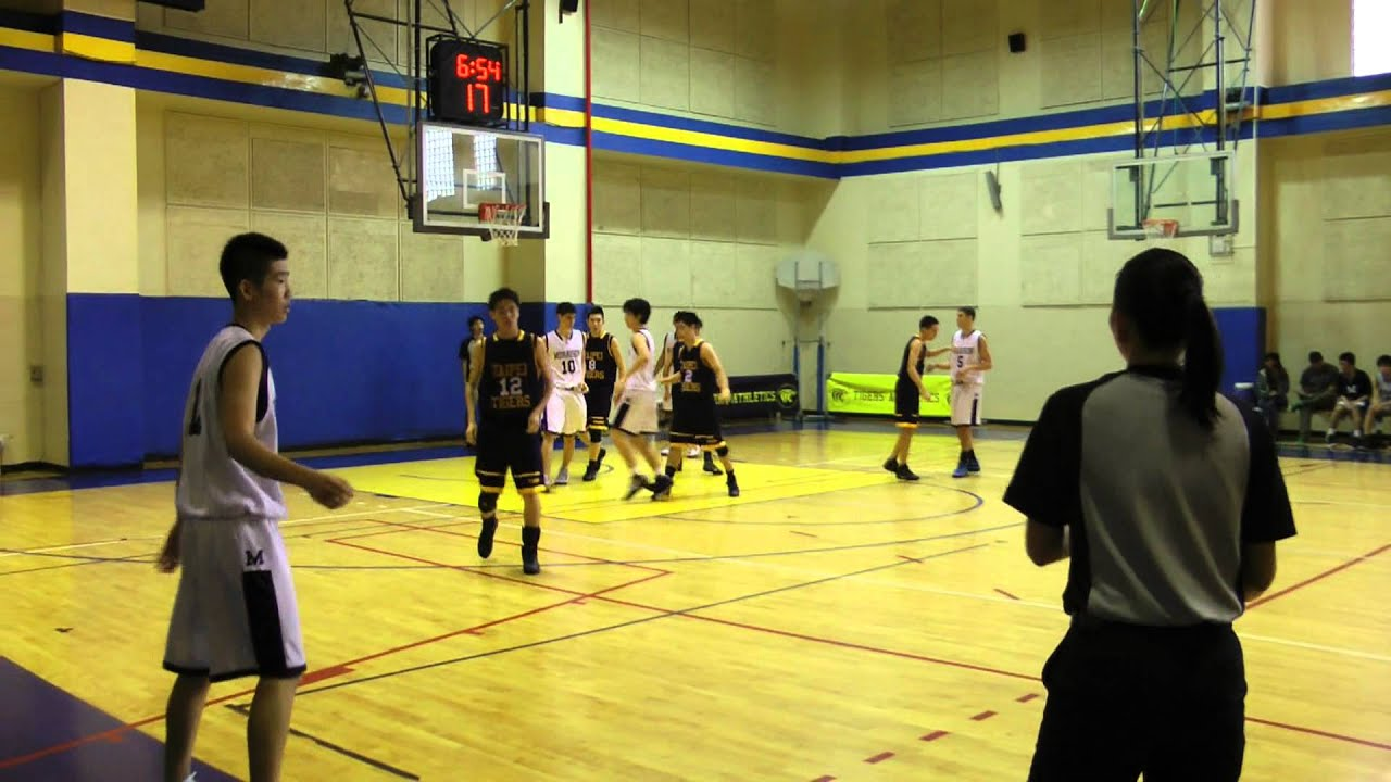 Basketball 2012 -- Morrison Academy vs. Taipei American School ...