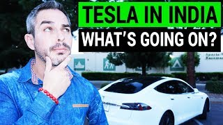 Electric Cars in India: Is Tesla Next?
