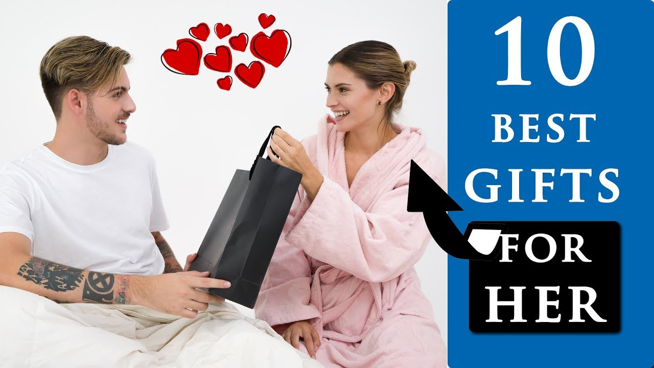 10 BEST GIFTS For Your GIRLFRIEND On Amazon