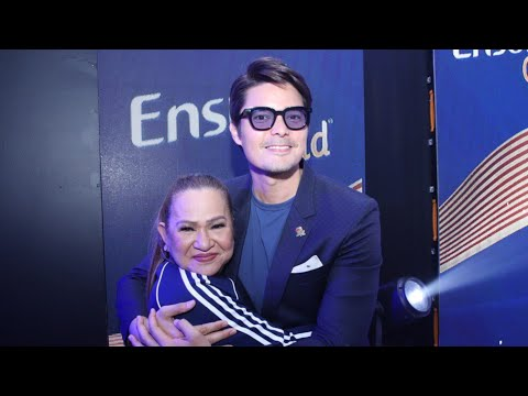 Dingdong Dantes and Geleen Eugenio at Ensure Gold with HMB Launch - 동영상