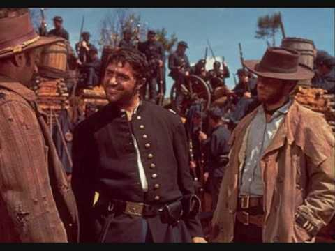The Good the Bad and the Ugly soundtrack The soldiers theme ennio morricone