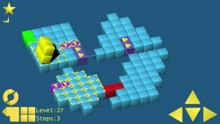 Qubix, mobile puzzle game.
