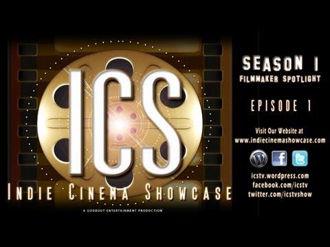Indie Cinema case S1 Ep 1 Filmmaker Spotlight
