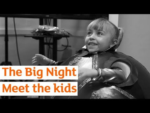 Meet the Kids Behind 'The Big Night' | Sainsbury's Ad | Christmas 2018