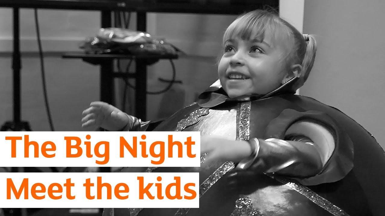Sainsburys Christmas Advert 2019 Meet the Kids Behind 'The Big Night' | Sainsbury's Ad | Christmas