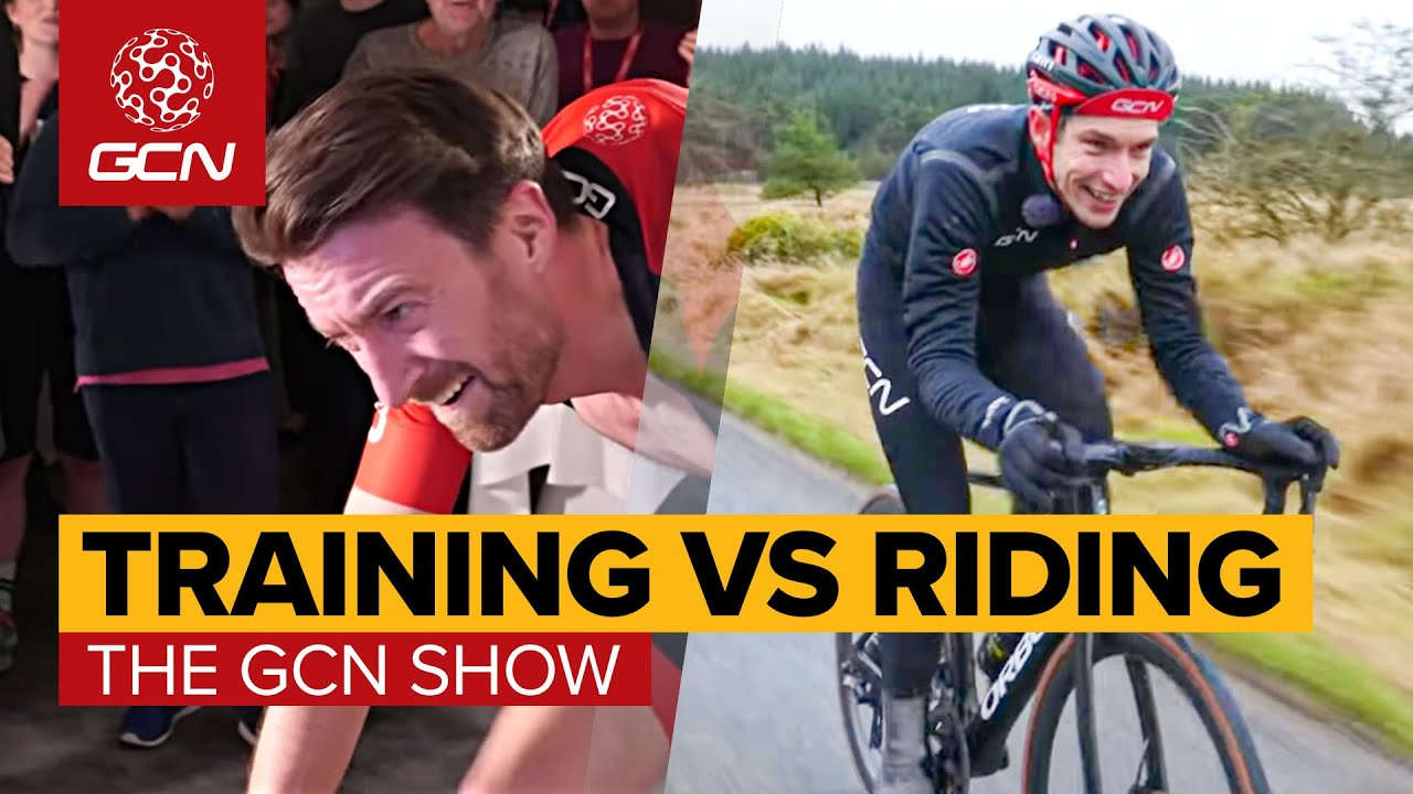 Download What's The Point Of Training? Can't You Just Ride Your Bike? | GCN Show Ep. 428
