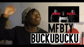 mfbty buckubucku 부끄부끄 feat ee rap mon dino j reaction   chantelly squared