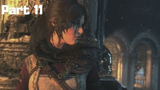 Rise Of The Tomb Raider Gameplay Part 11 The army