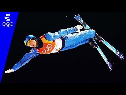 Freestyle Skiing   Men's Aerials Highlights   Pyeongchang 2018   Eurosport