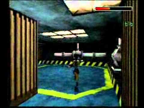 Let's Play Tomb Raider 2 level 5 Offshore Rig