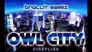 Owl City - Fireflies (Brallit Instrumental Remix)