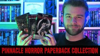 Pinnacle Horror Paperback Collection | LIBRARY MACABRE #4