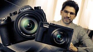 Announcing: Panasonic Lumix FZ1000M2 & ZS80