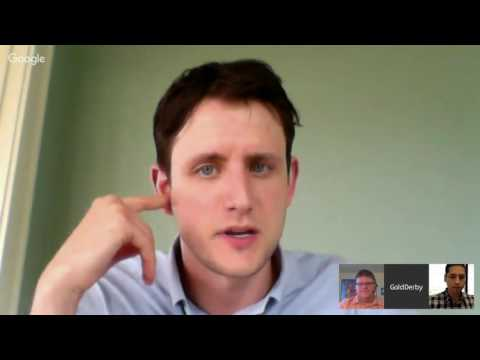 'Silicon Valley' star Zach Woods - Gold Derby Emmy chat