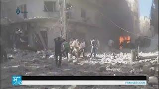 هيومن رايتس ووتش: قوات النظام استخدمت أسلحة كيميائية بهجومين على حلب