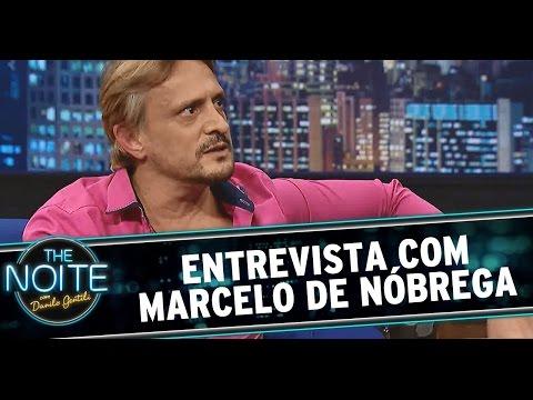 The Noite 17/07/14 (parte 1) - Entrevista Marcelo de Nóbrega