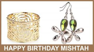 Mishtah   Jewelry & Joyas - Happy Birthday
