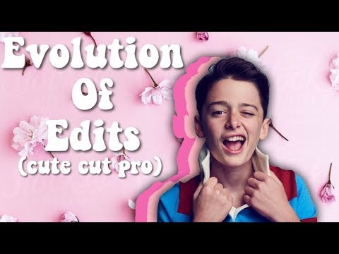 cut cute edits pro evolution