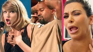 Kim Kardashian EXPOSES Taylor Swift As A LIAR! She Just Leaked VIDEO PROVING SHE Gave Kanye...