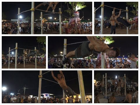 Street Workout  K warrior MMA