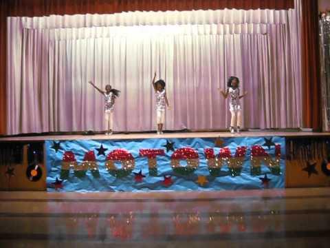 Baldwin Hills Motown Revue
