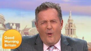 Piers Morgan's #Fartgate Scandal | Good Morning Britain