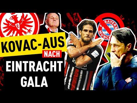 Eintracht Frankfurt Fehlt Die Offensive Power Fussball