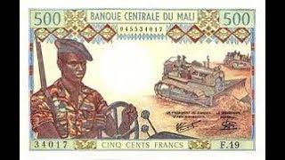 Le Franc Malien : L'indépendance par la monnaie #CFA #FCFA #monnaie  #ModiboKeita #Modibo #Keita