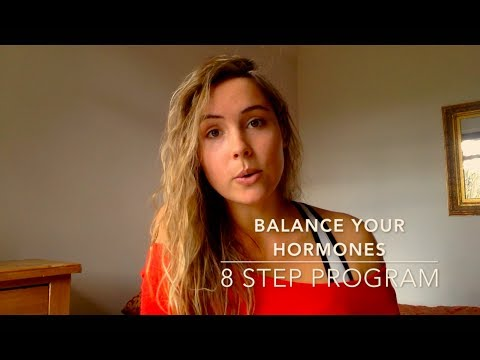 8 Step Program to Heal PCOS / Balance Your Hormones