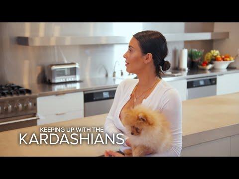 KUWTK | Kim Kardashian Refuses to Return Kourtney's Dog | E!