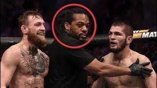 Conor McGregor vs Khabib Nurmagomedov BREAKDOWN