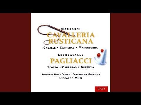 Cavalleria Rusticana (1987 Remastered Version) : Regina Coeli (Easter Hymn) (Chorus)