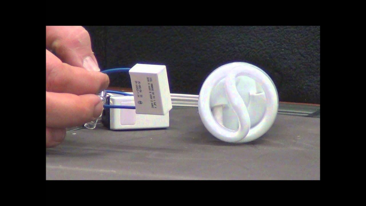 Plafoniere Con Lampade A Risparmio Energetico : Come evitare lo sfarfallamento delle lampade a risparmio pillola
