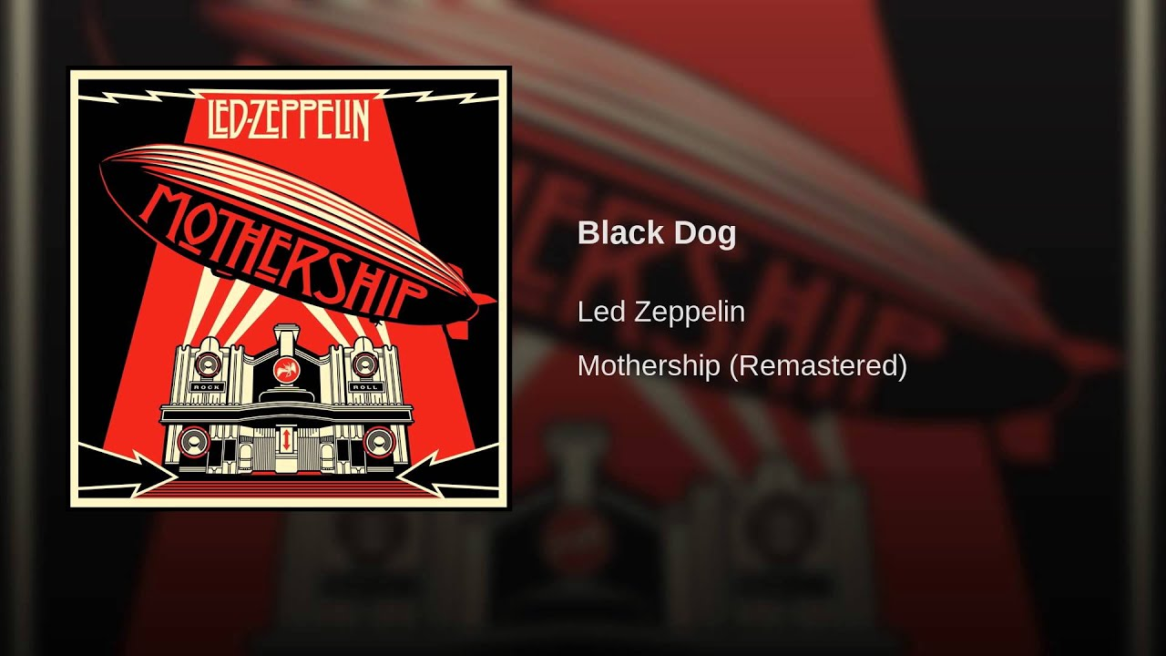 Led Zeppelin Black Dog With Images Led Zeppelin Immigrant