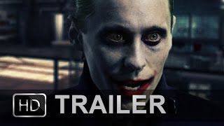 Suicide Squad (2016) - Jared Leto, Will Smith, Margot Robbie Movie HD #FanVid