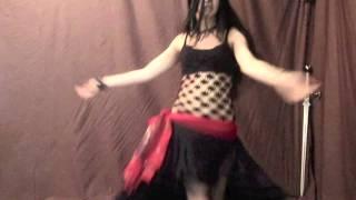 Mahafsoun Metal Bellydance ~ Nightwish {Deep Silent Complete}