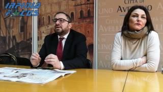 Stir di Pianodardine, conferenza stampa Giancarlo Giordano e Francesca Di Iorio