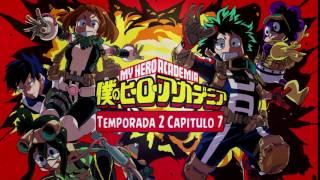 Descargar Boku No Hero Academia (Temporada 2 Capitulo 7) [720p] [Sub Español] [Zippyshare]