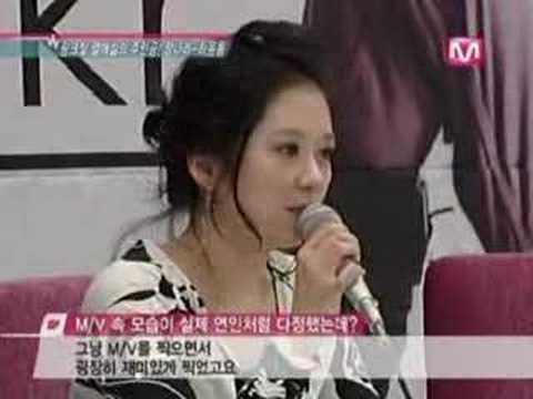 jjangnara with peter ho in korea