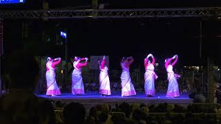 Diwali 2017 - San Antonio downtown -state of Assam - 4K