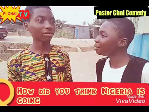 An interview about nigeria economy