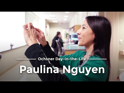 Day-in-the-Life: Radiation Therapist - Paulina Nguyen