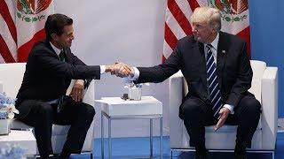 Trump says Mexico will