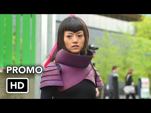 Heroes Reborn 1x05 Promo