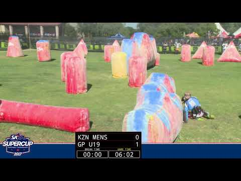 Paintball Super Cup 2017 Afcon Cup Sat 9 Dec