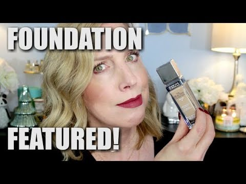 FOUNDATION FEATURED | PHYSICIAN'S FORMULA | ALL DAY WEAR TEST
