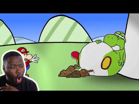 Mad Mad Mario (1-5) REACTION | @JonnyEthco