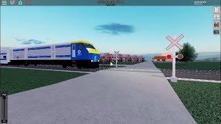Roblox Rails Unlimited Railfanning 05/18/2019