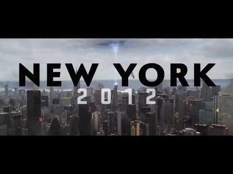 New York 2012: Avengers endgame.